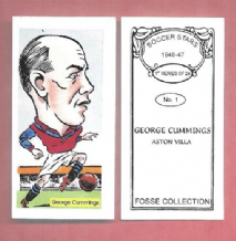 Aston Villa George Cummings 1 (FC)